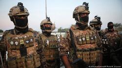 قوة من الجيش العراقي تدخل مدينة الصدر ببغداد لفرض حظر التجوال