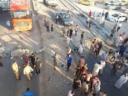 """""""لتخويف المتظاهرين"""".. التيار الصدري يحذر من عودة التفجيرات في بغداد"""