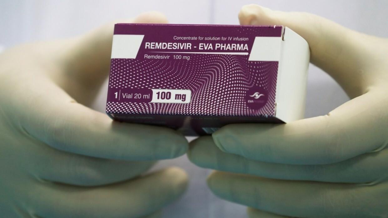 EU authorizes Covid-19 drug for use