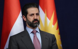 Talabani sends a message to Trump through US forces withdrawing from Syria