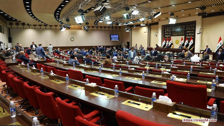 The Iraqi parliament approves the borrowing law