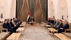 تضمن شروط اختيار خليفة عبدالمهدي.. الكشف عن نتائج اجتماع صالح بالكتل السياسية