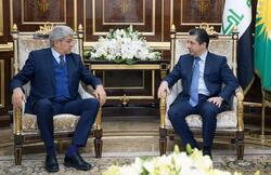 بارزاني: ندعم حكومة في العراق تحترم الاتفاقات الاخيرة مع اقليم كوردستان