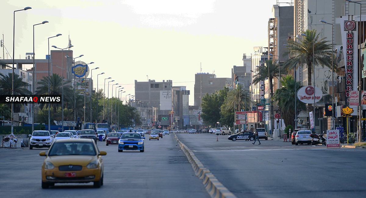 Crisis cell resolves the debate over curfew imposition in Iraq