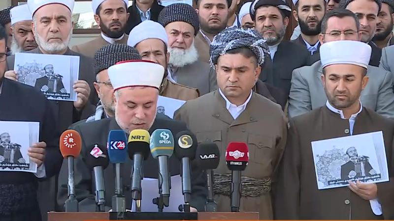 رجال دين في أربيل يطالبون باعدام قاتل هوشيار اسماعيل