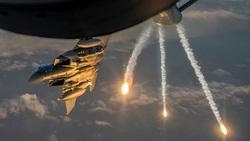 Air strikes destroy ISIS targets between Nineveh and Salahuddin