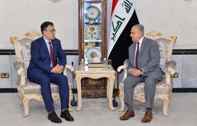 العراق يعول على دور صيني بحلحلة أزمات المنطقة