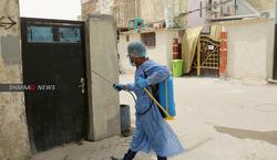العراق يسجل 10 وفيات و260 اصابة جديدة بكورونا خلال 24 ساعة