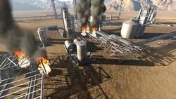 مصادر امريكية: الهجمات الأخيرة على أنابيب النفط في السعودية مصدرها العراق