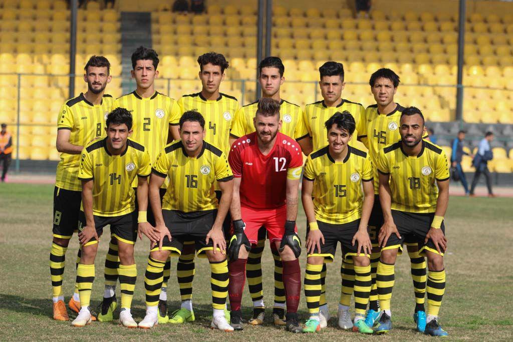 انتصارات للقوة الجوية والكرخ والقاسم ونفط الوسط بافتتاح الدوري العراقي