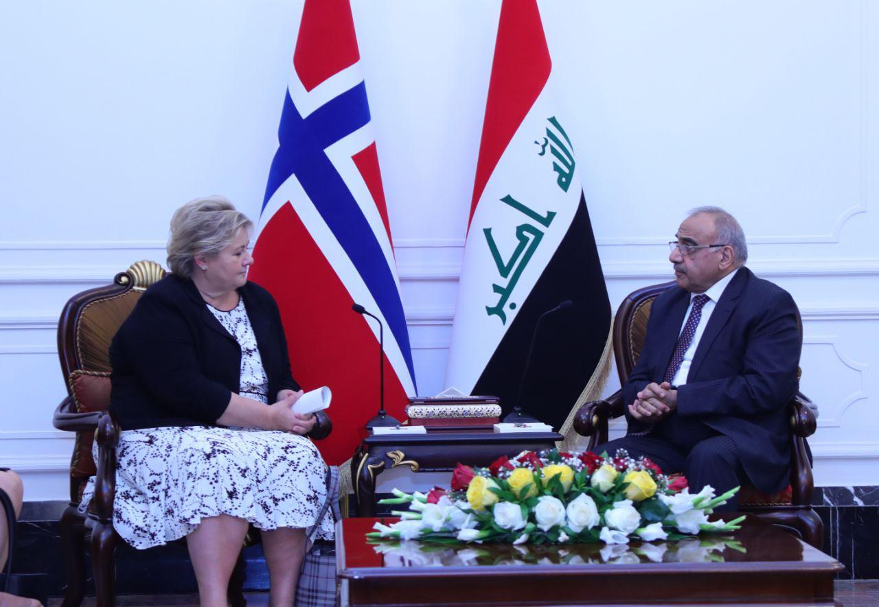 العراق يبرم اتفاقية نفطية مع النرويج