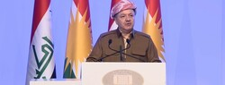 مسعود بارزاني قلق حيال زيادة العنف وتدهور الاستقرار في العراق
