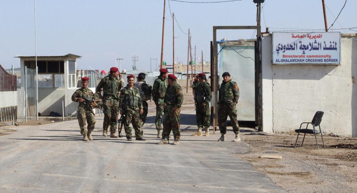 Iraq: Protestors demand reopening border crossing with Iran