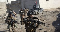 Within a week, ISIS step up and launch two attacks in western Iraq