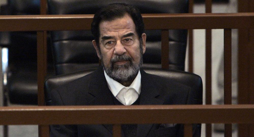 صدام حسين يثير ضجة في دولة عربية وإسرائيل تدخل على الخط