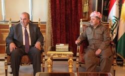 علاوي: اتفقت مع مسعود بارزاني على ترشيح مصطفى الكاظمي