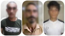 خبير تفخيخ بداعش واثنان من معاونيه بقبضة القوات العراقية