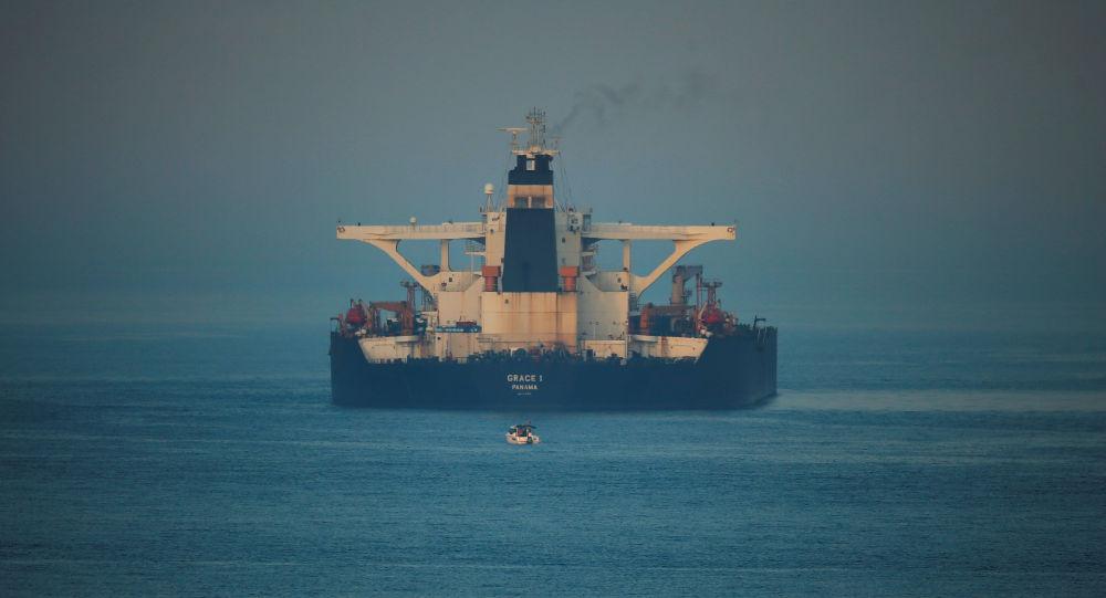"""ناقلة النفط الإيرانية """"أدريان داريا-1"""" تغير وجهتها"""