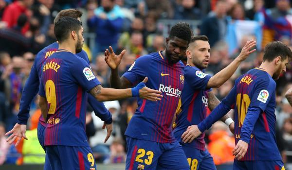 برشلونة يتلقى ضربة موجعة