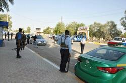 شرطة ديالى تقبض على ١٦ مطلوباً للقضاء