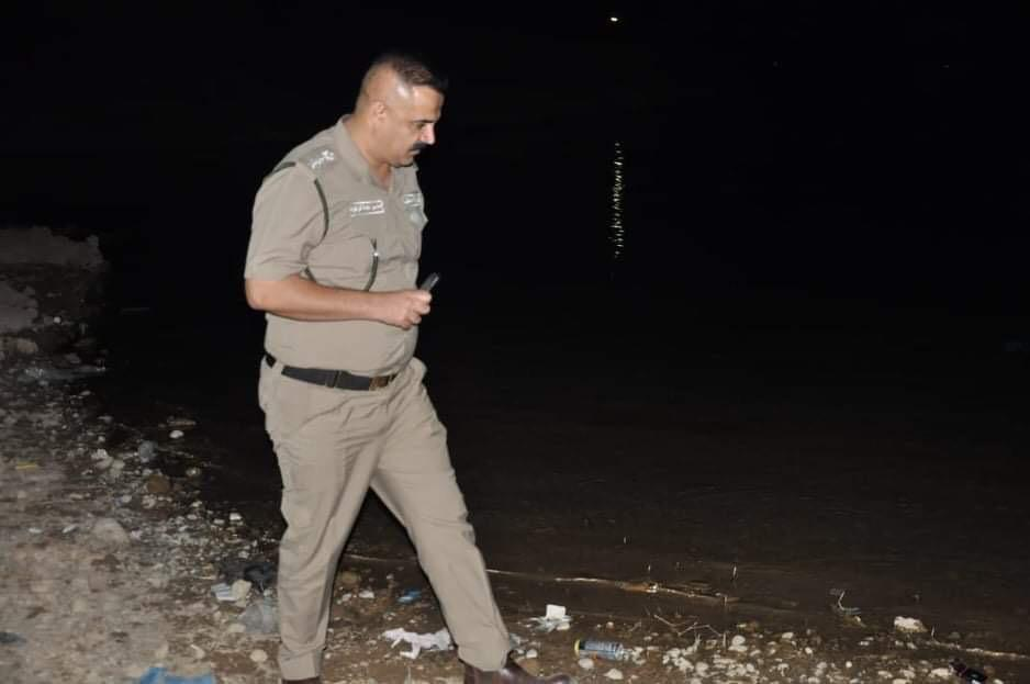 انتشال جثة طالب جامعي غريق في كركوك