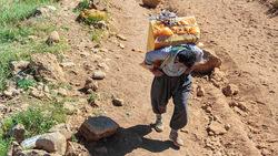 مقتل واصابة 130عتالا على الحدود الايرانية مع اقليم كوردستان خلال النصف الاول لـ2019