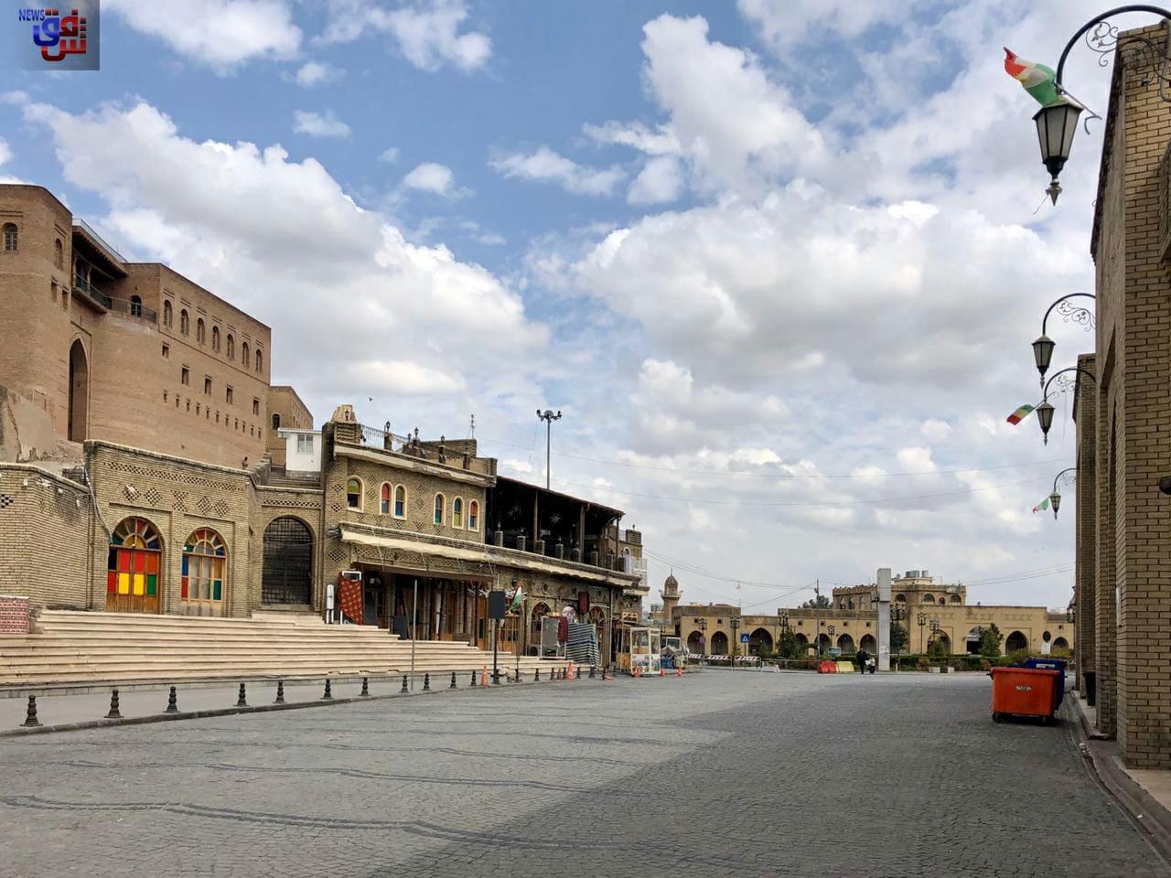 اقليم كوردستان يسجل ثلاث اصابات جديدة بكورونا في اربيل