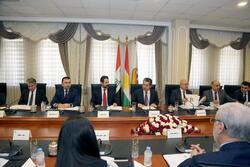 مسرور بارزاني: مباحثاتنا مع بغداد تشهد تطوراً ومشاكلنا ليست مال والرواتب فقط