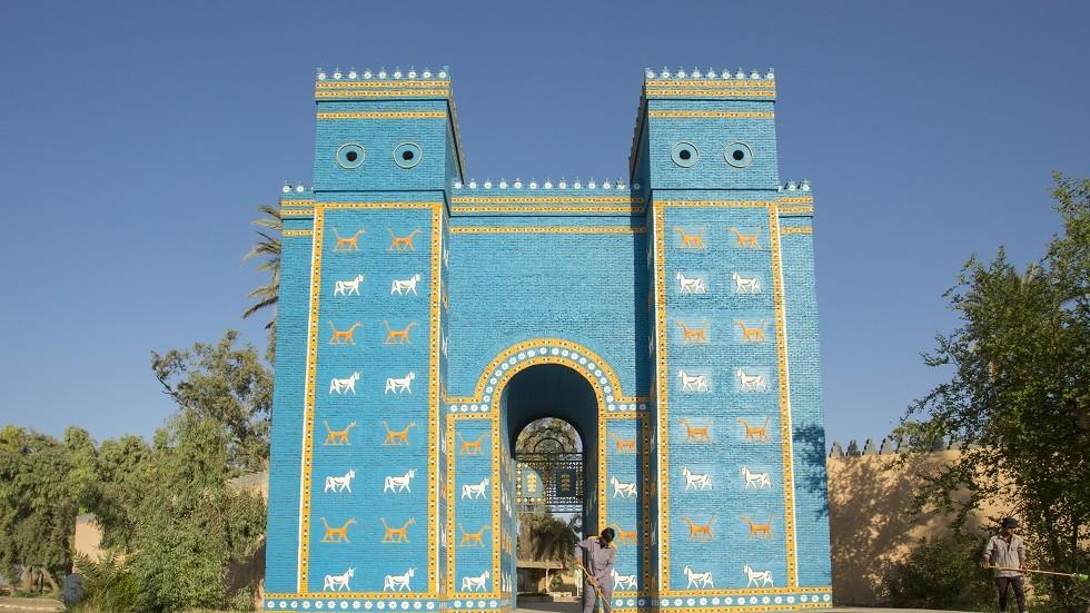 الخارجية تعلق على ادراج بابل بلائحة التراث العالمي