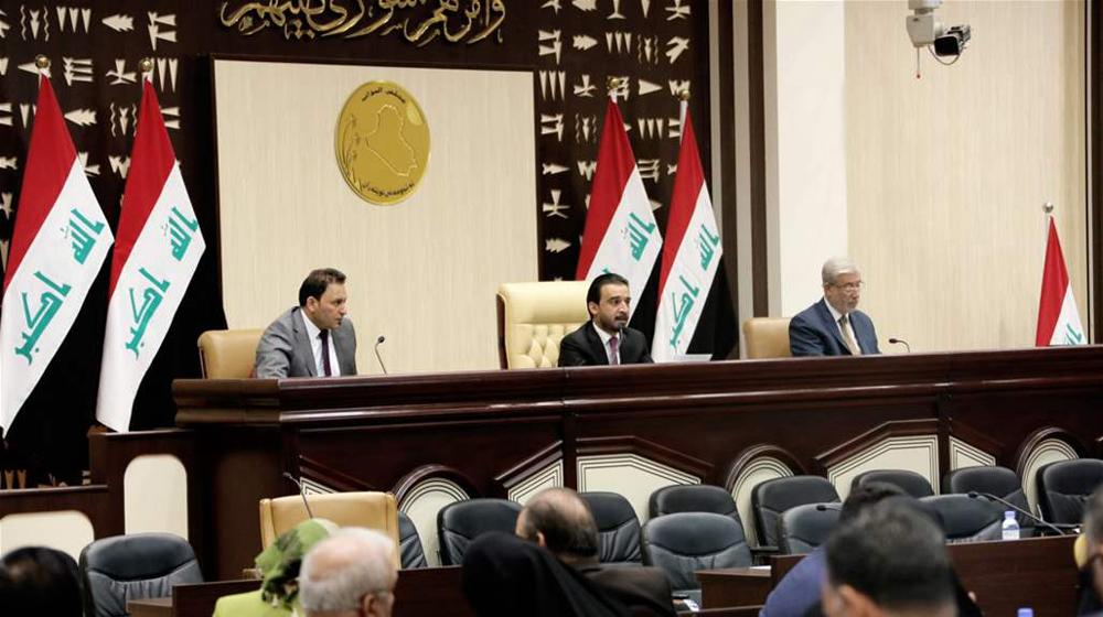 البرلمان العراقي يبحث تسع فقرات بجلسته اليوم