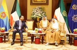 """الحلبوسي يبدأ زيارة """"استثمارية"""" للكويت رفقة عشرة محافظين"""