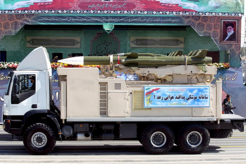 Take Notice, America: Iran's Missiles Keep Getting Better and Better