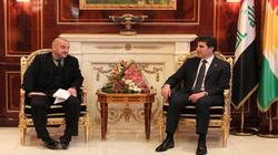 رئاسة كوردستان لوفد دولي: اتخاذ كل الخطوات لتعزيز حرية الصحافة