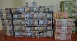 الحكومة العراقية ترسل رواتب موظفي اقليم كوردستان