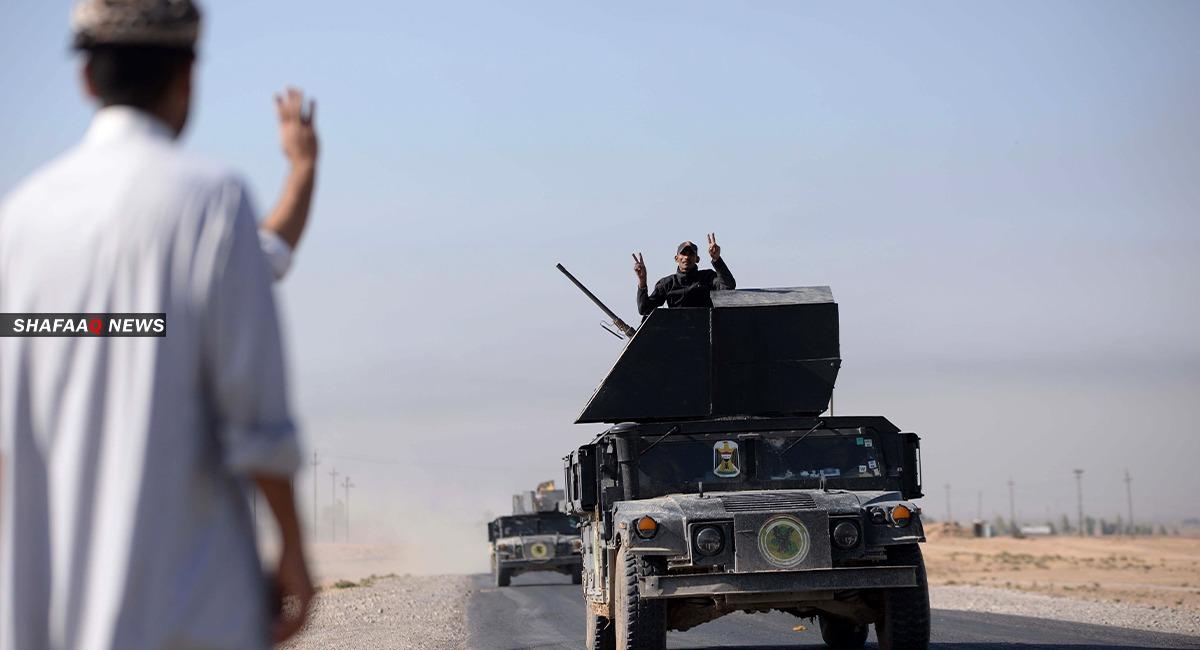 مكافحة الإرهاب ينفذ عملية امنية صوب الاراضي السعودية