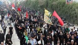 دخول 600 ألف زائر ايراني للعراق