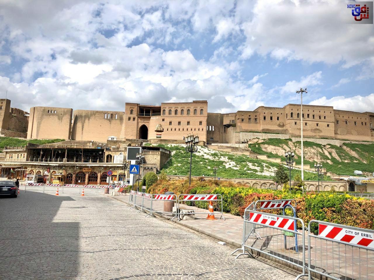 Kurdistan extends the curfew to 1st of next April with tightening procedures
