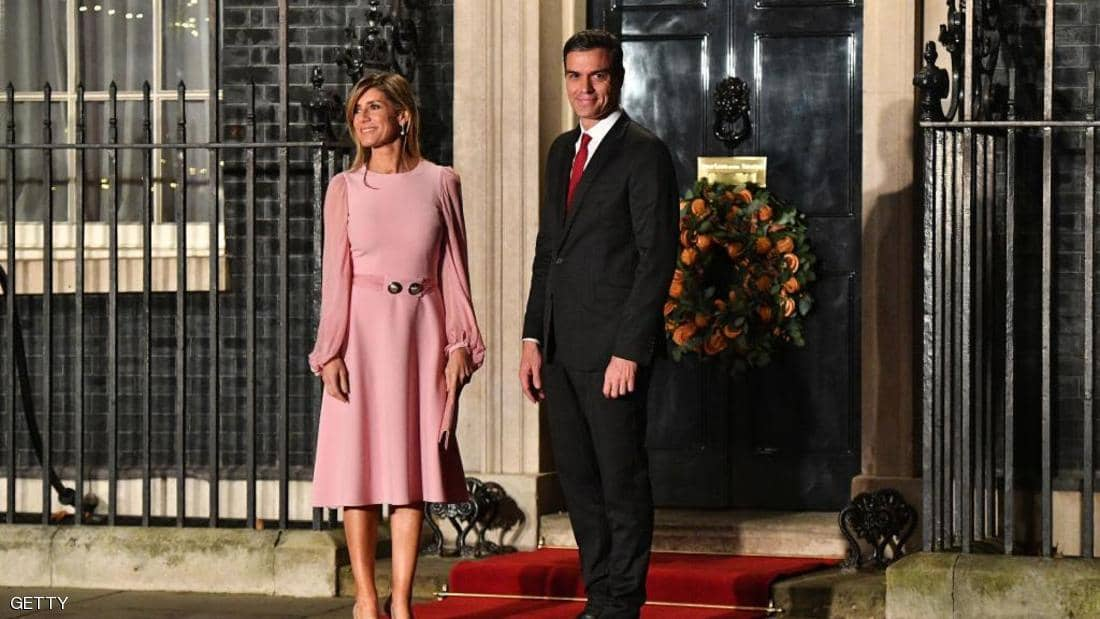 Spain prime minister's wife tests positive for COVID-19