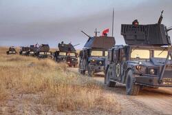 """بإسناد طيران الجيش.. قوات لواء وثلاثة أفواج خاصة تبحث عن """"سجاد العراقي"""""""