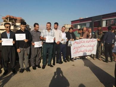 الكورد يصعدون من احتجاجاتهم داخل وخارج اقليم كوردستان