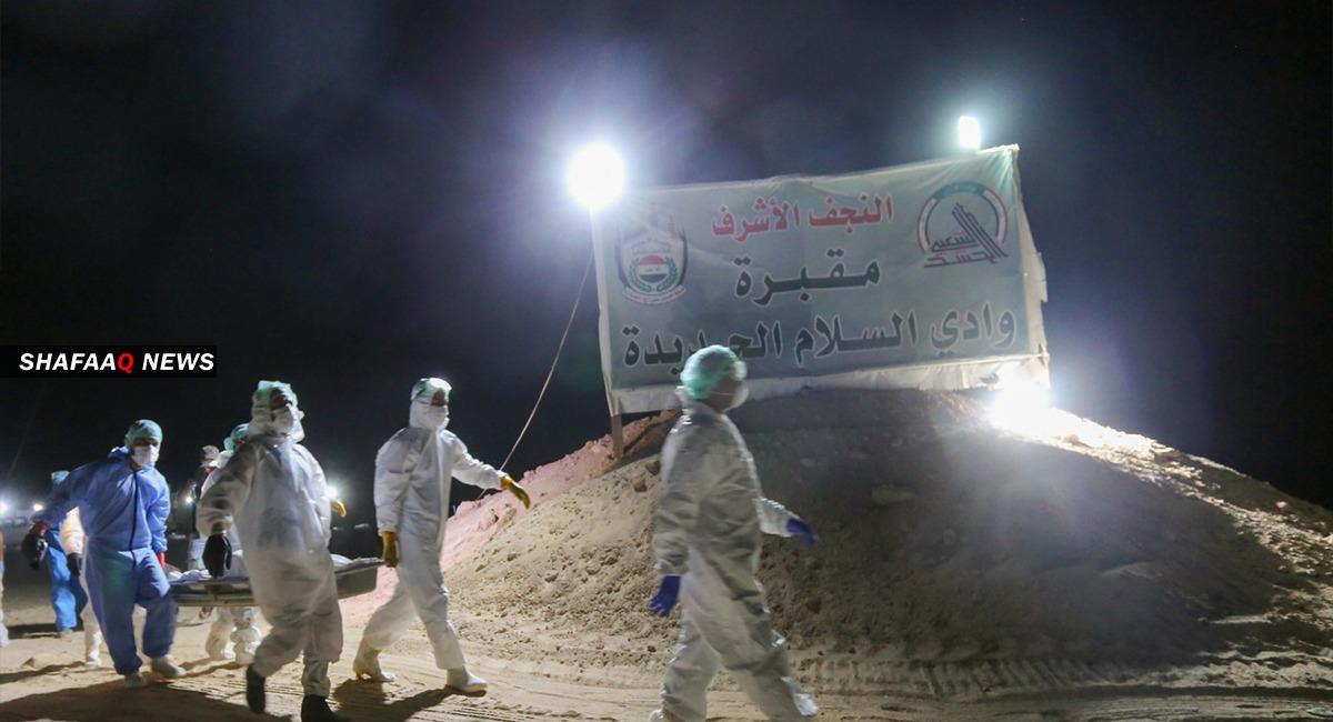 العراق يسجل اكثر من 100 حالة وفاة و2437 إصابة بفيروس كورونا