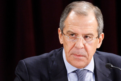 روسيا تعلن موعد زيارة لافرورف لبغداد واربيل