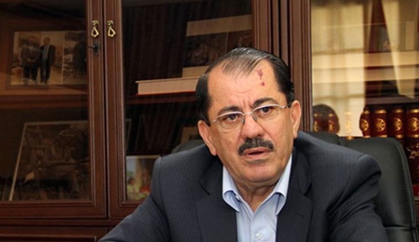 إصابة ممثل حكومة اقليم كوردستان في إيران بفيروس كورونا