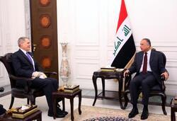 الكاظمي لسفيري واشنطن وطهران: العراق لن يكون ساحة لتصفية الحسابات