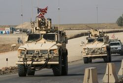 U.S. Army declares anticipated deployments to the Middle East