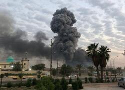 """""""العصائب"""" تتحدث صراحة: معسكرات الحشد واخرها """"الصقر"""" تعرض لقصف"""