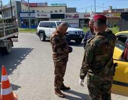 كركوك ونينوى تشددان الإجراءات الأمنية وتغلقان اماكن
