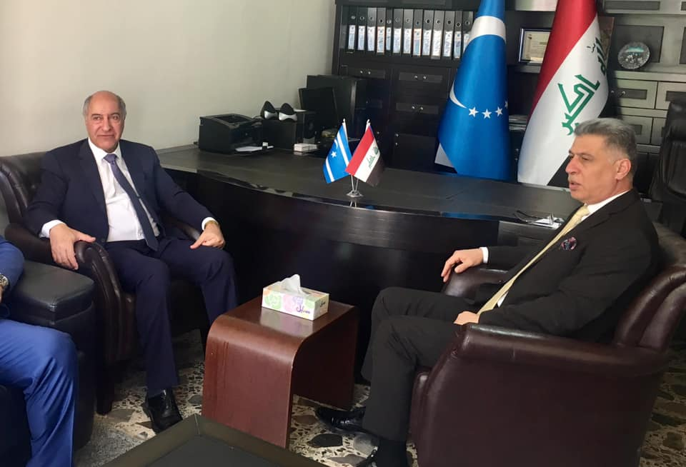 تعيين وزير سابق سفيرا للعراق في تركيا
