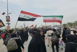 ايران تجهز 30 ألف شرطي لتأمين زيارة الاربعينية