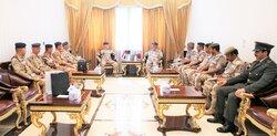 قطر تجري مباحثات عسكرية مع العراق